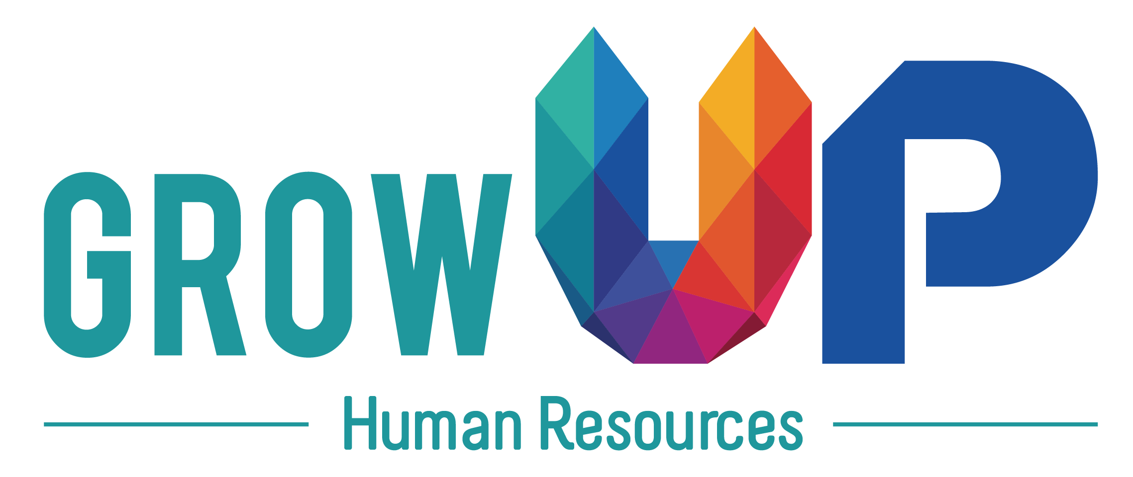 Grow UP HR Logo